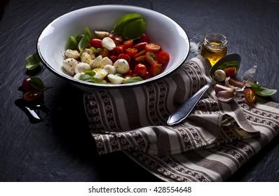 caprese salad - Shutterstock ID 428554648