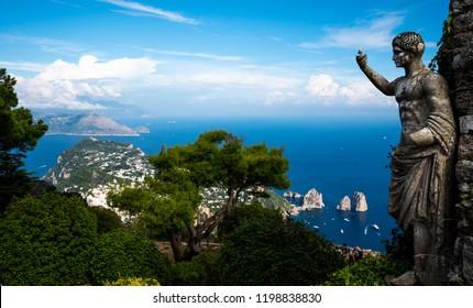 Capri italy island