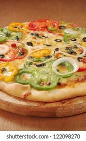 Capsicum Pizza