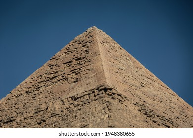 Capstone of the The Great Pyramid of Giza.