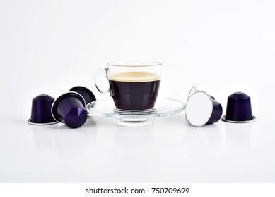 capsule coffee espresso