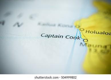Captain Cook Hawaii Images Stock Photos Vectors Shutterstock