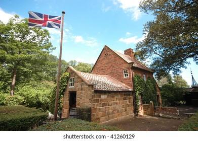 Captain Cook's Cottages, Melbourne, Australia