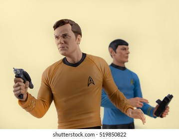 Star Trek TOS Phaser Rifle for MEGO Action Figures