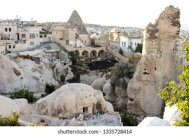 Captivating Cave Homes of Uchisar, Turkey