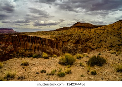 I captured this image while hiking up the remote road in the Millard Canyon area of the Maze District of Canyonlands NP in Utah, in order to see the view from the top.