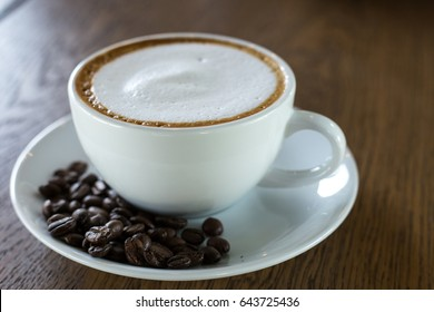 capuchino coffee