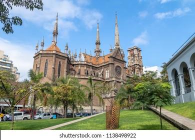 Capuchins Church or Sacred Heart Church (Iglesia del Sagrado Corazon) - Cordoba, Argentina