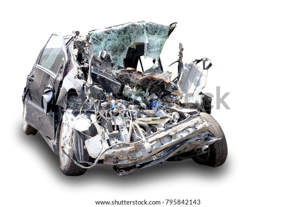 Car Repair Insurance >> Car Accident Damaged Claim Insurance Company Stock Photo