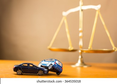 Car accident need to justice in case can not negotiations,traffic law