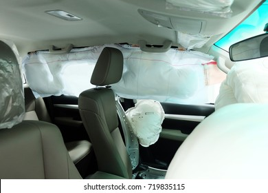 Car Airbags, Passive Safety Features.