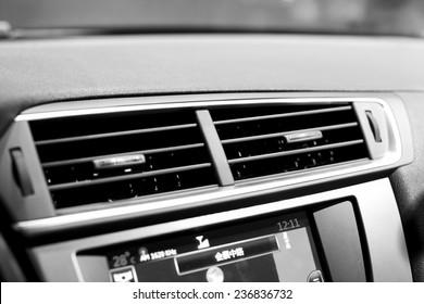 car air-condition register