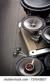 car audio, car speakers
