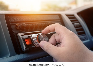 Car audio system.Music player in car.This will help you feel relaxed when you are driving.It is the amplifier technology that needs to be installed in the car.