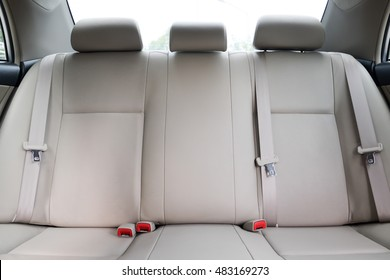 Car backseats