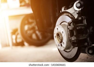 Car Break & Tire Change