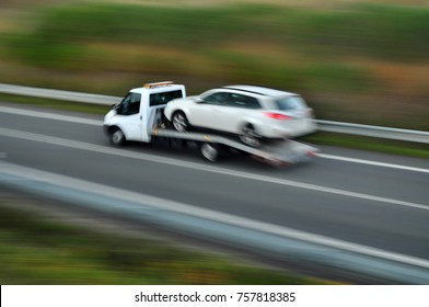 Car breakdown road assistance transport insurance