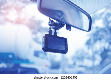 car camera, driving, safety on road