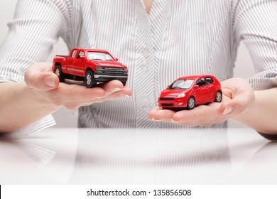 ?hoice of car (concept)
