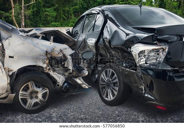 Car damage liability