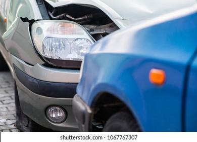 car crash young driver