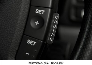 Car cruise control