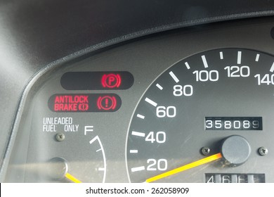 Brake Warning Light Stock Photos, Images & Photography | Shutterstock