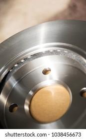 Car disk brakes system