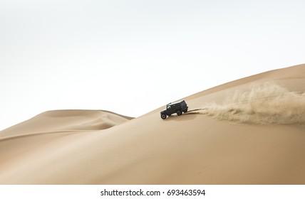 Desert Car Images, Stock Photos & Vectors   Shutterstock