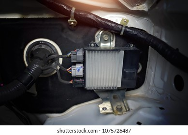 Car engine control unit (ECU)