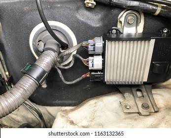 car engine control unite (ECU)