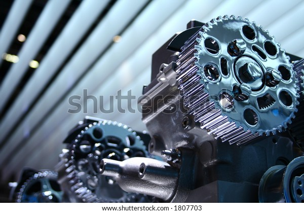 Car engine part