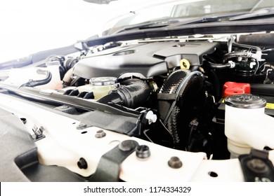 car engine turbo gear