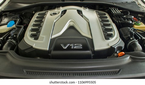 V12 Engine Images, Stock Photos & Vectors | Shutterstock