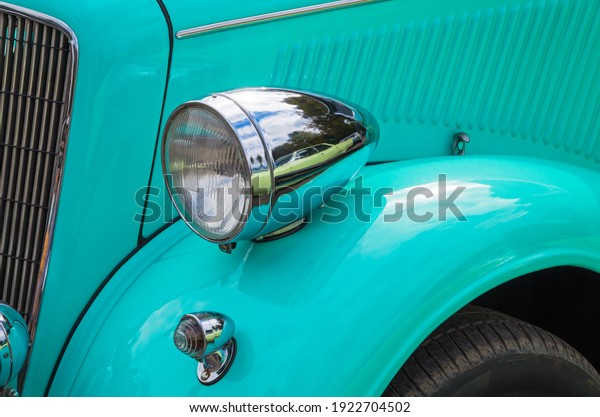 car-fender-chrome-headlight-vintage-600w