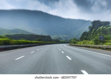 A car free highway