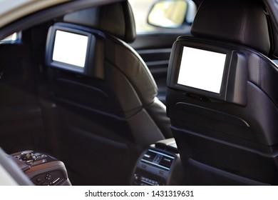 Imágenes, fotos de stock y vectores sobre Vehicle Back Panel