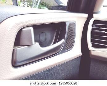 Car Interior door