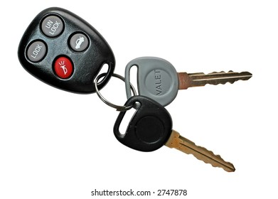 Car Keys with Remote
