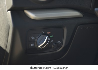 Car Light Switch