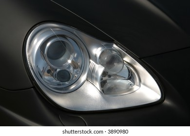 Car Lighting Device, Black Modern Sport Auto