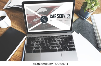 Car Loan Automotive Service Icon