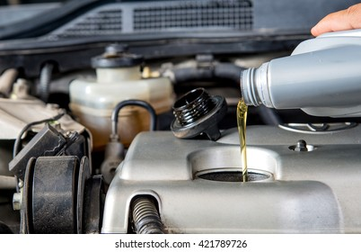 Car lubricator check,Car maintenance,Check  car yourself,Check lubricator self,Fill motor oil.