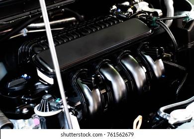 Car machine engine.