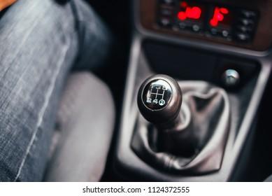 Car Manual gears