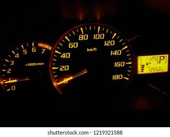 Car Mileage drive