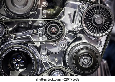 Car Motor Machine Engine