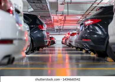 car parking in airport in hangzhou china