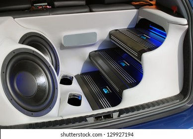 car power audio system