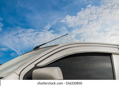 car radio antenna,exterior design technology.
